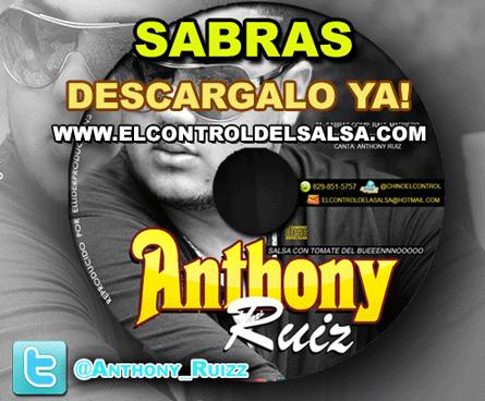 #10-TE VAS-Anthony Ruiz(Click en la foto para descargar)