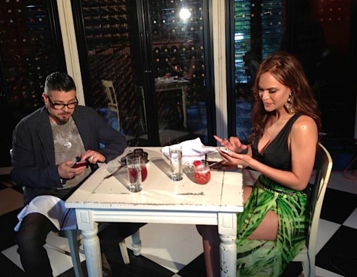 Luis-Enrique-con-Georgina-