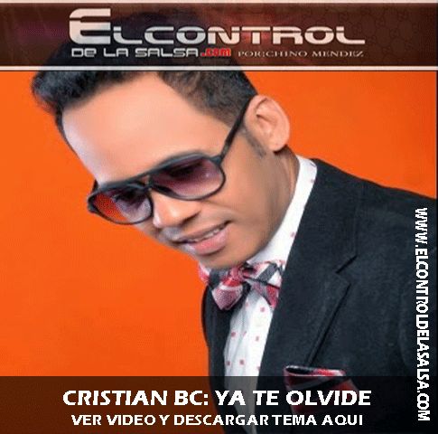 VIDEO CRISTIAN BC- YA TE OLVIDE OFICIAL HD @yosoyb