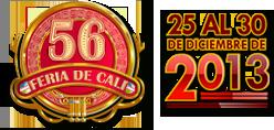 GRUPO NICHE INVITA A LA FERIA NUMERO 56 DE CALI 2013