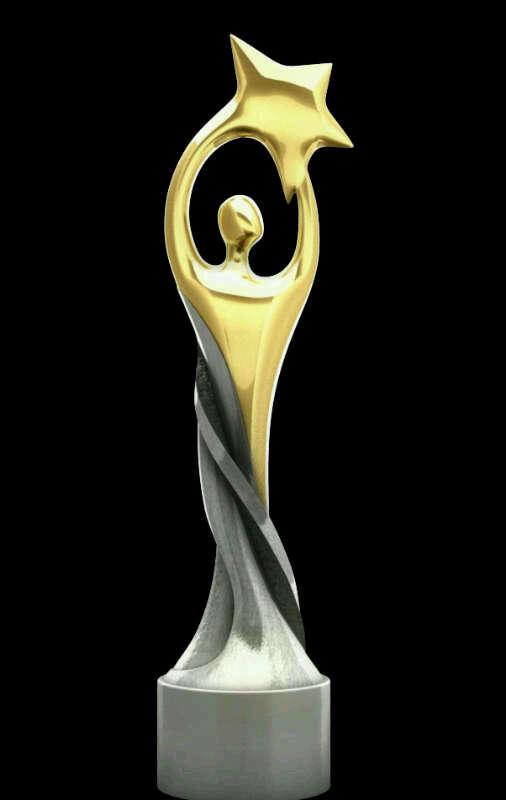 Estatuilla-Premios-Soberano-2013