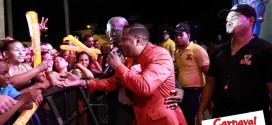 #VIDEO ALEX MATOS- CARNAVAL LA VEGA 2014 @alexmatos