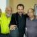 Foto histórica Cheo Feliciano,Eugenio Perez, Bobby Valentin, Chino Mendez, Ing. Minaya