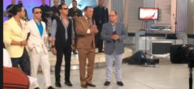 CHINO MENDEZ RECIBE MEDALLA EN SABADO EXTRAORDINARIO @TELEMICROHD @EXTRAODINARIO 5