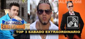 Top 3 Salseros Sabado Extraordinario, (Sabado 13 de Septiembre) @yosoybc @danaesoficial @Edwinsalsard