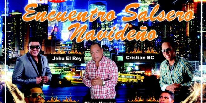 ENCUENTRO SALSERO NAVIDENO 26 DE DICIEMBRE 2014