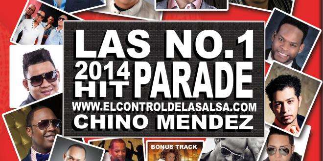 LAS NUMERO 1 DEL HIT PARADE DEL 2014 (CD COMPLETO)